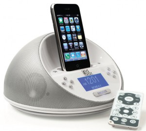 Док-станция для iPhone JBL On Time Micro